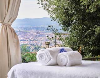 Belmond Villa San Michele Pool