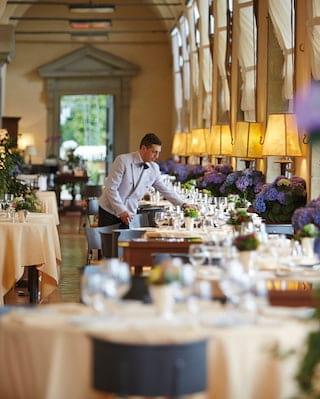 Restaurante La Loggia, Belmond Villa San Michele