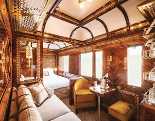 Venice Simplon-Orient-Express Carriages