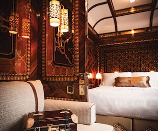 Venice Simplon Orient Express Luxury Train From London To Venice