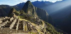 Belmond Andean Explorer Machu Picchu