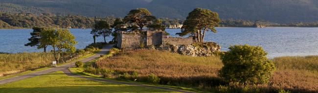 Voyages en train de luxe en Irlande