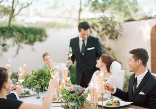 Wedding at Belmond El Encanto