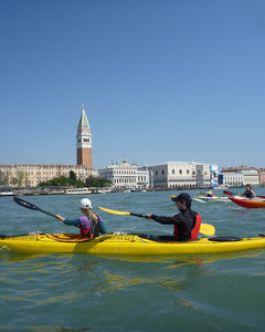 Tour di Venezia in Kayak