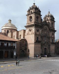 Excursión a la catedral de Cusco