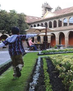 Children's Activities Hotel Monasterio