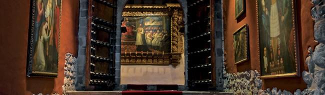 Arquitectura religiosa cuzco