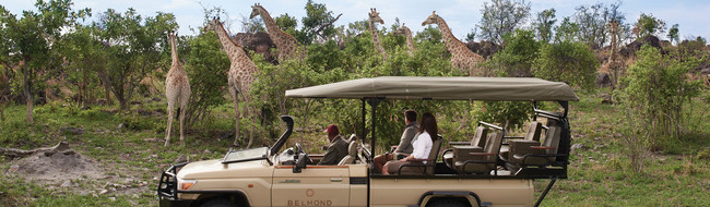 Luxus Safari Lodges Botswana