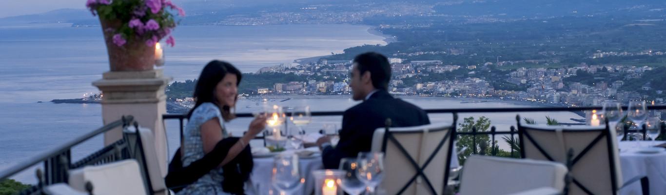 Ristoranti in Sicilia - Belmond Grand Hotel Timeo, Taormina
