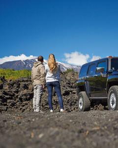 Avventure sul Monte Etna