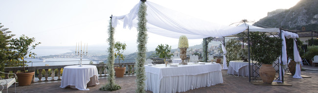 Weddings at Grand Hotel Timeo