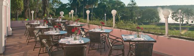 Restaurantes de lujo en Iguazú