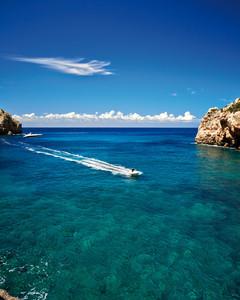 Viajes en barco, Mallorca