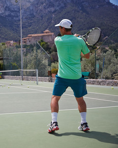 Tennis in Majorca
