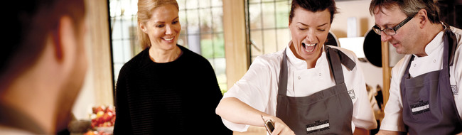 The Raymond Blanc Cookery School