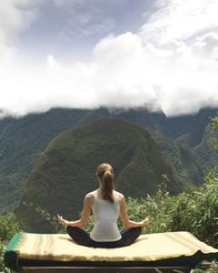 Aprovecha para meditar, al visitar Machu Picchu