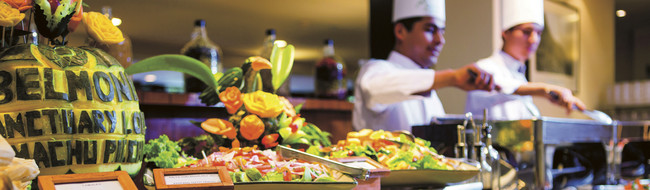 Restaurante buffet Tinkuy - Cocina peruana, Machu Picchu