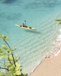 Kayaking in Anguilla