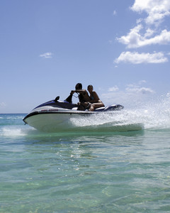Caribbean water sports