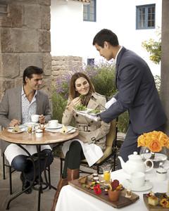 Afternoon Tea Cusco