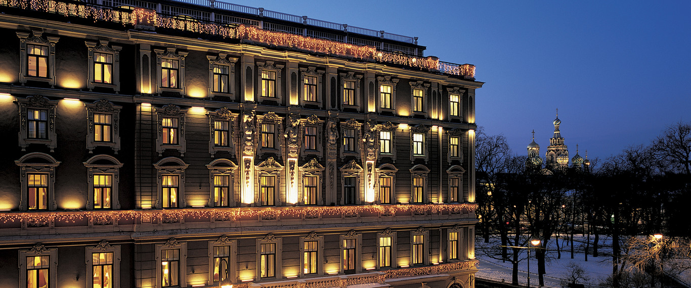 Belmond grand hotel europe st petersburg best hotels in for Top design hotels in europe