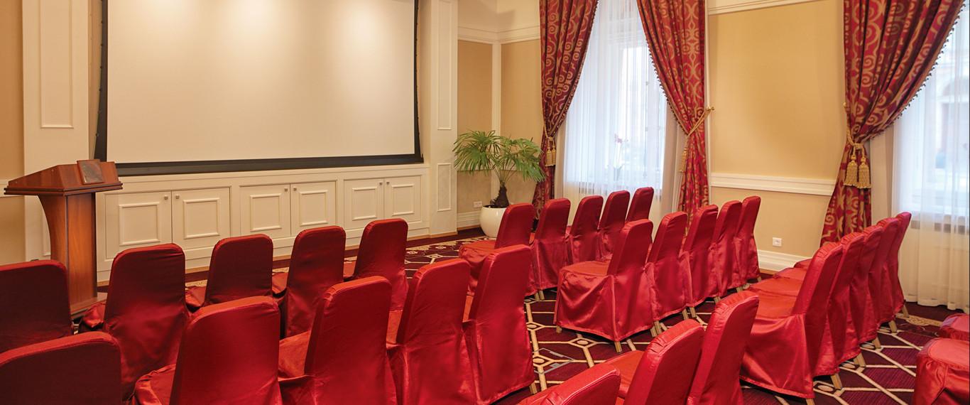 Pushkin Room