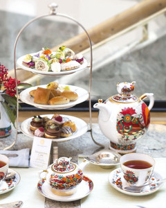 Russian Tea, Afternoon Tea