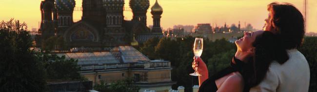 Медовый месяц Санкт-Петербург