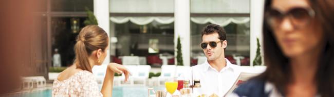 Restaurante do Belmond Copacabana Palace