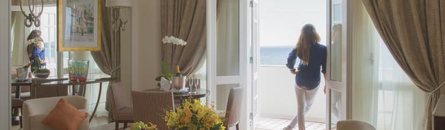 Luxushotel in Rio