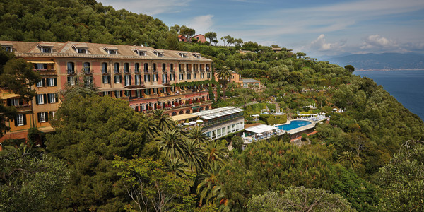 Belmond Hotel Splendido Und Splendido Mare Luxushotels In Portofino