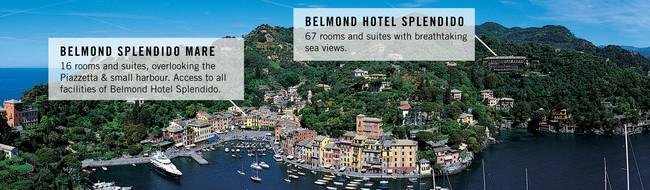 Hotel Splendido & Splendido Mare Map