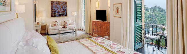 Роскошные отели в Портофино