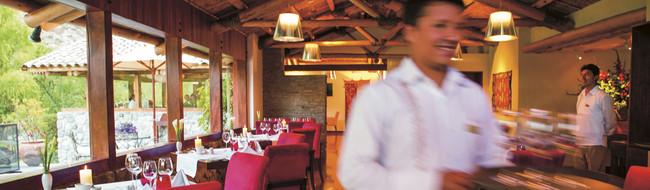 Элитные рестораны в Священной долине