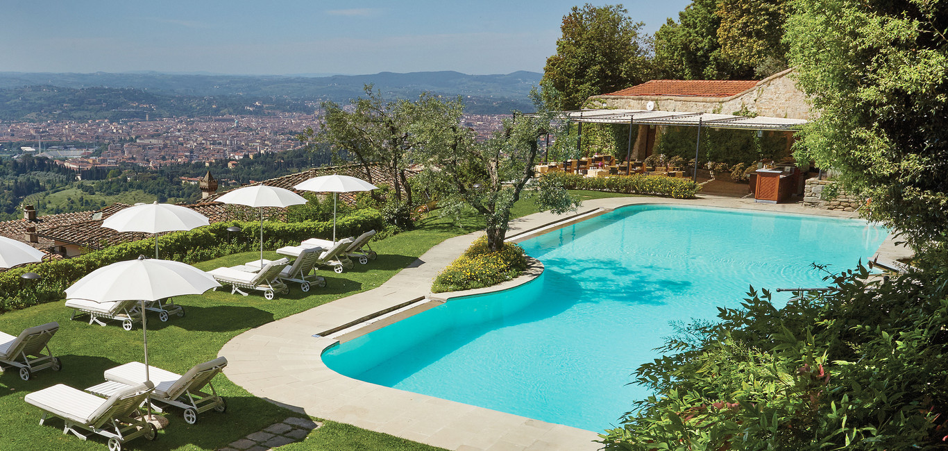 Best hotels in italy 5 star hotels in tuscany for 5 star hotels in florence with swimming pool