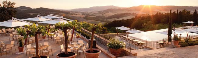 Tuscany business travel