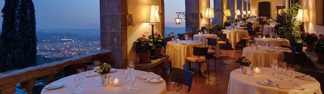 フィレンツェの一流レストラン
