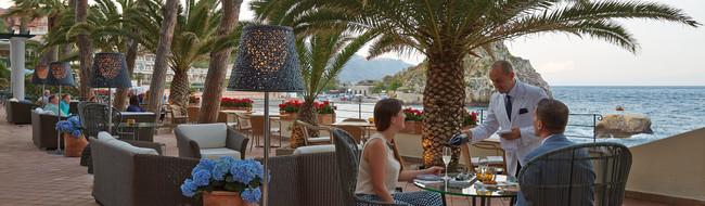 Bars in Taormina