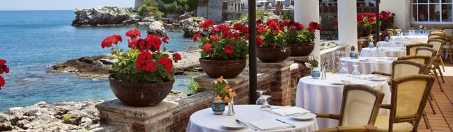 Restaurantes em Taormina