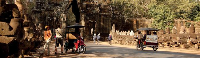 Hoteles en Angkor Wat