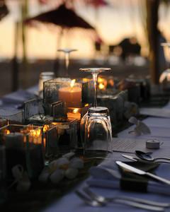 Romantic Dining in Bali