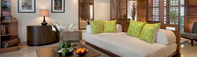 Роскошный отель на Бали