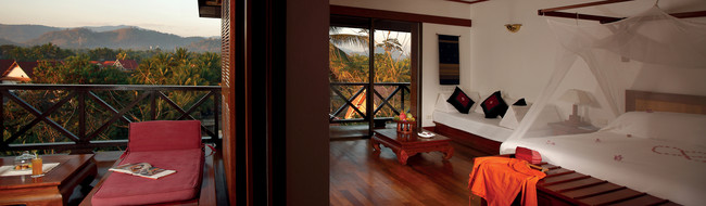 Hotel a Luang Prabang