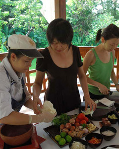 Cookery classes in Yangon