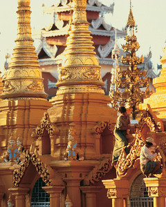 Shwedagon Pagoda, Yangon Attractions