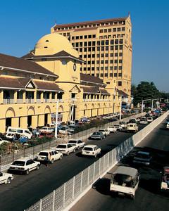 Myanmar market tours