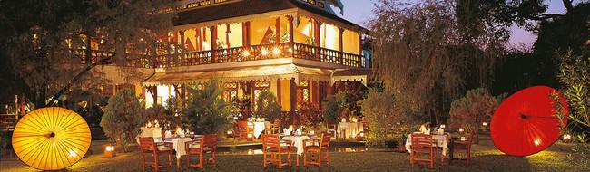 Рестораны в Янгоне