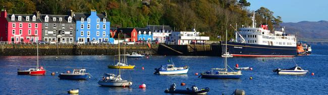 things to do in scotland: MV Hebridean Princess