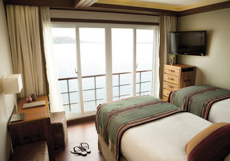 State and Deluxe Cabins