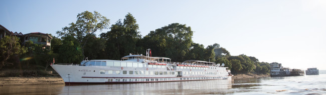Group Cruise Burma